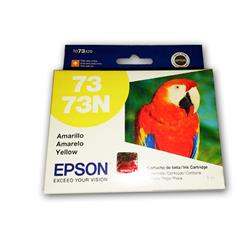CARTUCHO EPSON ORIGINAL 73 AMARILLO