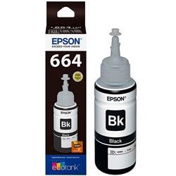 BOTELLA TINTA EPSON T664120-AL NEGRO