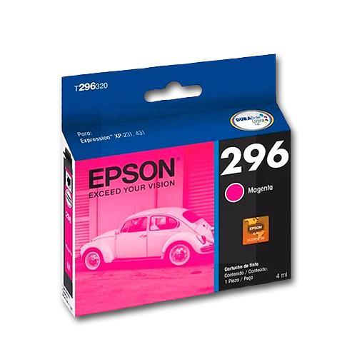 CARTUCHO EPSON ORIGINAL T296320 MAGENTA P/XP231