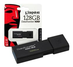 PENDRIVE 128GB KINGSTON DATATRAVELER EXODIA USB 3.2 - DTX/128GB