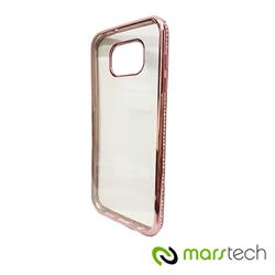 FUNDA STRASS SAMSUNG GALAXY S7 EDGE ROSA