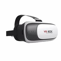 LENTES REALIDAD VIRTUAL VR BOX 2DA GENERACION ZENEI