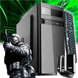 PC ARMADA INTEL 7MA GEN I3 7100 - 8GB DDR4 - 1TB - MB H110 MSI/GIGABYTE/ASROCK HDMI USB