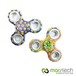 FIDGET SPINNER ESTAMPADOS, ANTI STRESS
