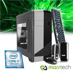 PC ARMADA INTEL GAMER 7MA GEN INTEL I7 7700 1TB 8GB DDR4 MB H110 MSI/GIGABYTE/ASROCK