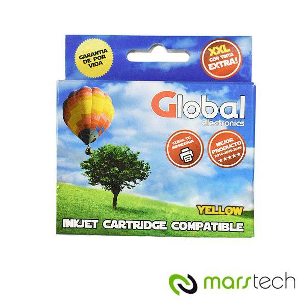 CARTUCHO EPSON ALT T296 AMARILLO GLOBAL