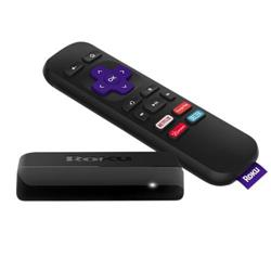 ROKU EXPRESS + SMART TV HDMI WIFI CONTROL REMOTO CABLE RCA CARGADOR