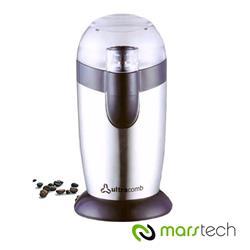 MOLINILLO DE CAFE ELECTRICO ULTRACOMB MO-8100A ACERO INOXIDABLE 120W
