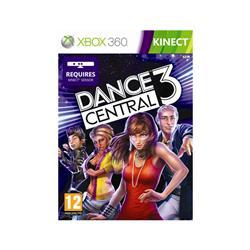 JUEGO XBOX 360 MICROSOFT DANCE CENTRAL 3