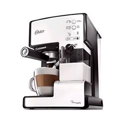CAFETERA ESPRESSO LATTE OSTER 6601W BLANCA 15 BARES 1.5LTS