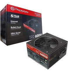 FUENTE GAMER THERMALTAKE 600W TR2