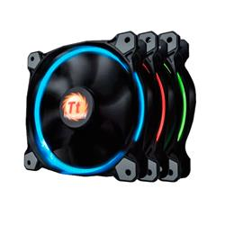 COOLER THERMALTAKE 12 RIING RGB PACK X3 256 COLORES
