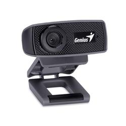 WEBCAM GENIUS FACECAM 1000X HD 720P MICROFONO ZOOM DIGITAL 3X