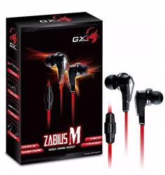 AURICULAR IN EAR GAMER CON MICROFONO GENIUS GX ZABIUS HS-G250