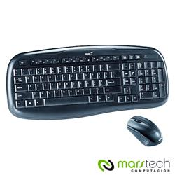 TECLADO Y MOUSE GENIUS WIRELESS KB-8000