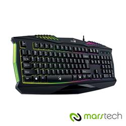 TECLADO GAMER GENIUS GX GAMING SCORPION K220 RETROILUMINACION
