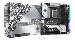 MB ASROCK B460M STEEL LEGEND LGA 1200 INTEL B460 SATA 6GB/S