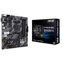 MB ASUS PRIME B550M-K BOX M-ATX AM4
