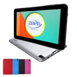 TABLET 10 (9,4) ZENEI Z9 QUAD CORE 1.30GHZ 1GB RAM 8GB ANDROID 5.1.1 DOBLE CAMARA (COLORES)