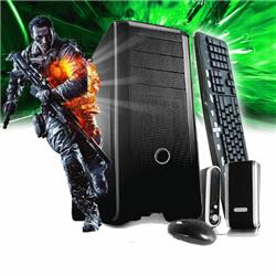PC ARMADA GAMER AMD A8 9600 7MA GEN 10 NUCLEOS 4GB DDR4 1TB MB A320 MSI/GIGABYTE/ASROCK VIDEO R7