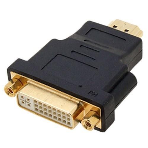 ADAPTADOR 24 DVI HEMBRA 24+5 A HDMI MACHO