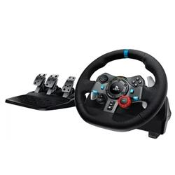 VOLANTE LOGITECH G29 GAMER + PEDALERA RACING PS4 PS3 PC