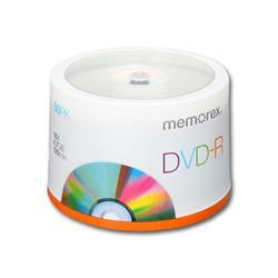 DVD MEMOREX -R