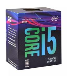 MICRO INTEL I5 8400 2.80GHZ SIX CORE 8VA GENERACION 1151