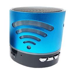PARLANTE PORTATIL BLUETOOTH MINI BT006 3W MICRO SD USB RADIO FM