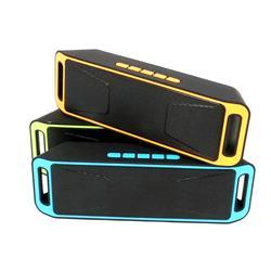 PARLANTE PORTATIL BLUETOOTH SY-04 MICRO SD USB FM AUX