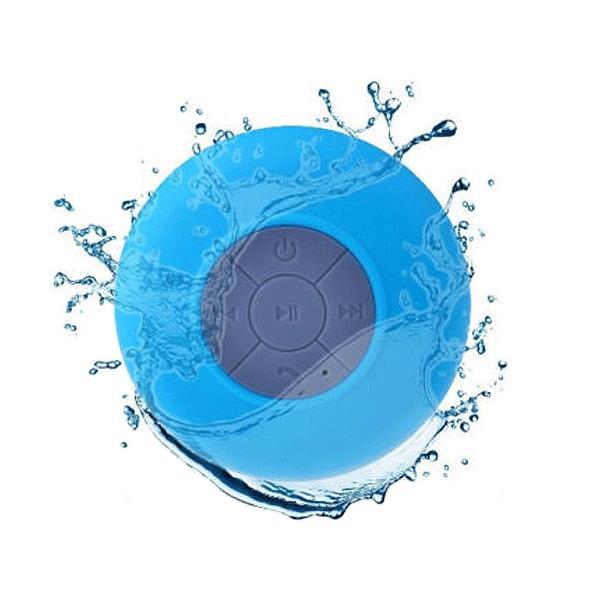 Parlante Portatil Bluetooth Para La Ducha Resistente Al Agua SY-112