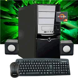 PC ARMADA GAMER AMD RYZEN 5 2400G 15 NUCLEOS 1TB DDR4 8GB MB MSI/GIGABYTE/ASROCK VEGA GRAPHICS