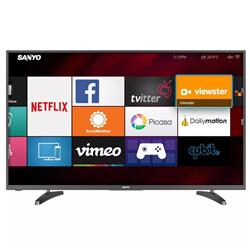 SMART TV LED 32 SANYO LCE32LH26 NETFLIX YOUTUBE APPS