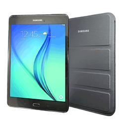 """TABLET SAMSUNG GALAXY TAB A T350 8"""" 16GB 1.5GB RAM TITANIUM C/FUNDA 5.0MP WIFI QUAD-CORE 1.2 GHz"""