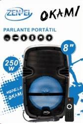 PARLANTE PORTÁTIL 8