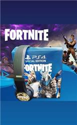 AURICULAR VINCHA SPECIAL EDITION PS4 FORTNITE
