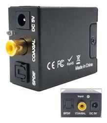 CONVERSOR DE HDMI A RCA ADAPTADOR TV TUBO FULL 1080P