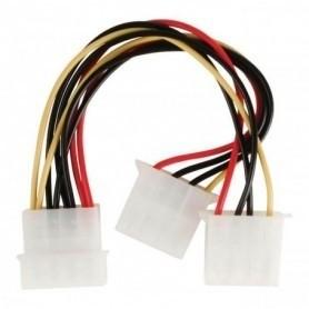 CABLE POWER MOLEX X2