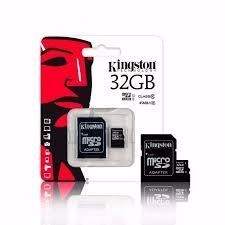 MICRO SD 32GB KINGSTON CL10 (N)