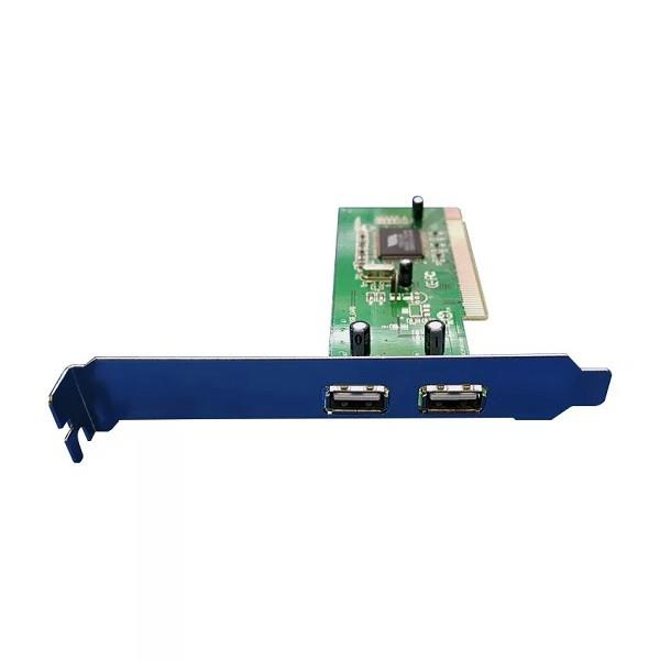 PLACA NOGA USB-102 PCI A 2 USB 2.0