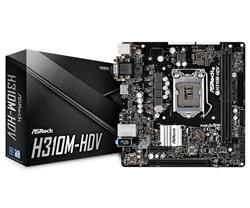 MOTHER ASROCK H310M-HDV HDMI/VGA SOCKET 1151