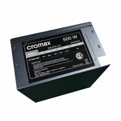 FUENTE CROMAX 500W KC-DDA-500 20+4 PIN FAN 8CM