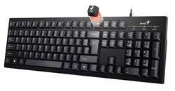 TECLADO INTELIGENTE GENIUS KB-100 SMART USB
