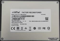 DISCO SOLIDO SSD 128GB CRUCIAL BX500