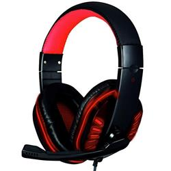 AURICULAR GAMER CON MICROFONO NETMAK NM-METEOR 7.1 USB LED LIGHTS COMPATIBLE PARA PS4,PCPC