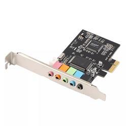 PLACA DE SONIDO PCI EXPRESS 5.1 6CH NETMAK NM-E651