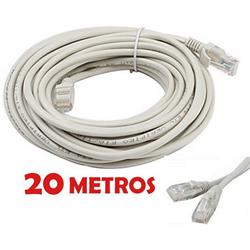 CABLE DE RED UTP 20M CON CONECTORES