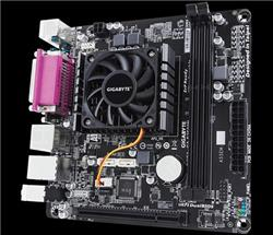 MB GIGABYTE GA-E2500N AMD DUAL CORE RADEON HD 8240 GRAPHICS