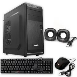 PC ARMADA HOGAR AMD DUAL CORE GIGABYTE GA-E2500N RADEON HD 8240 GRAPHICS 4GB SSD 120GB