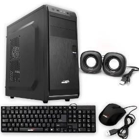 PC ARMADA HOGAR AMD DUAL CORE GIGABYTE GA-E2500N RADEON HD 8440 GRAPHICS 4GB SSD 120GB